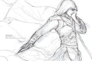 Altair sketch by vtas