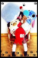 The stuffed animal attack by Firiless