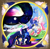 Time Changes Us All by SynCallio