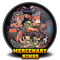 Mercenary Kings by edook