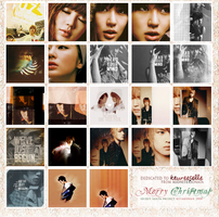 SECRET SANTA:LIVEJOURNAL by lycheese