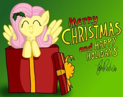A Christmas Gift for You by petirep