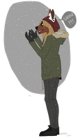 snow!! by takemesomewhale