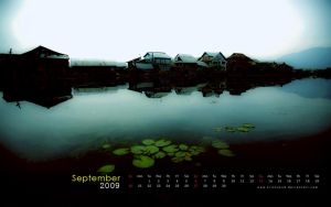 Beautiful Kashmir callendar by krishsajid