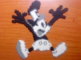 Mickey Mouse Hama by Gandull