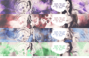 .: Pretty Little Liars Project :. by rousvisuals