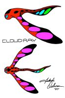 Cloudray - Orthographic by TADASHI-STATION
