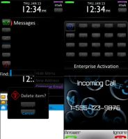 Luminescense for BB Pearl 8100 by xRollinx