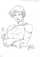 Power_Girl_ by JardelCruz