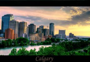 Our Beautiful City - Calgary by CJproductions