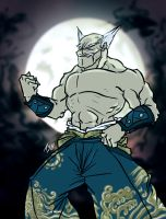 Heihachi by Toothachin