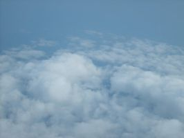 From Above - Clouds - 6 by MystStock