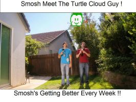 Smosh Reach Mario by Division90