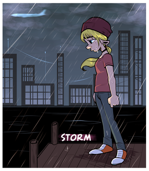 HA - Storm by SquirrelTamer