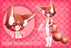 Valentines Adopt  (CLOSED) by Kariosa-Adopts