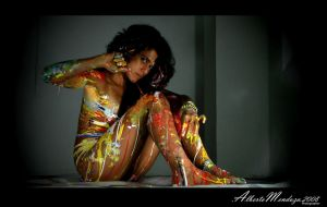Body Paint  z7 by gacktors