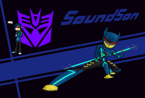 TFA T.O. -- Soundson by ShadowDemon101