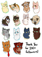Requests From Warriors Amino by Mana-ghostwolf