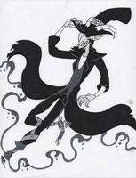 Comission --- Spring-Heeled Jack by TheSonOfLilitu