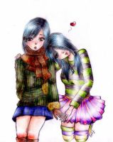 Forever Together. :3 by Ellysa-chan
