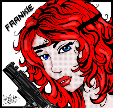 Frankie by GhostofDarwin