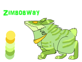Zimbobway by SuburbanExperiment