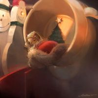 Have Yourself a Merry Little Christmas by Lilaccu