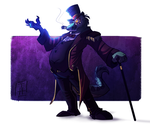 Vasily, the Ringmaster by Tanimatic