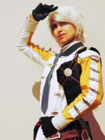 Cosplay II Hope Estheim XIII-2 by REC-IN