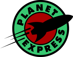 Planet Express Logo Thermo Box by Pencilshade