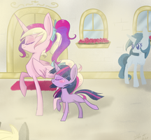 The royalty by SilberSternenlicht
