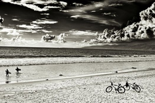 Surfbikes by clippercarrillo
