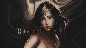 Babe cry more by Yukio95
