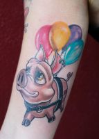 little pig by graynd