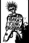 Angry young  poor by KariNikiSama