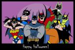 A Justice Halloween by The-BlackCat