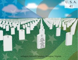 Arlington Cemetary by Stacey1mb