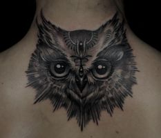 Owl by strangeris