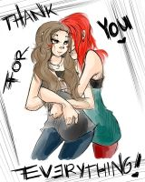 Thank you, dear. by blackberryMIKAN
