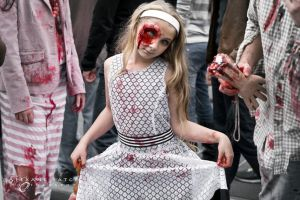 Zombie Walk 5 by Selene-Emotion