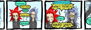 Axel is a Meanie, Part IX by Quinchilla