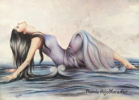 soul of sea by ramla-aljadar