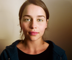 emilia clarke retouch by HayleyGuinevere