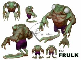 The Frulk by jorgruber