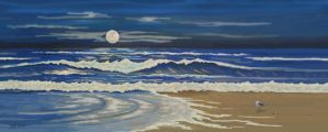 Mother's Moon by RandyAinsworth