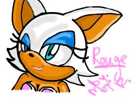 Rouge the Bat by CrazyCousins