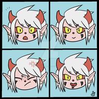 Katlani Faces (Available as a shirt/hoodie) by theamazingwrabbit