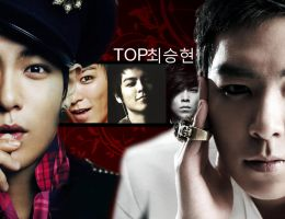 BigBang: TOP Wallpaper by KirstyR