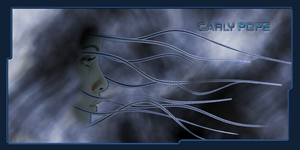 Blue Carly Pope by tewmten