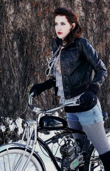 Miss Vagabond Goes for a Ride. by musicangel071